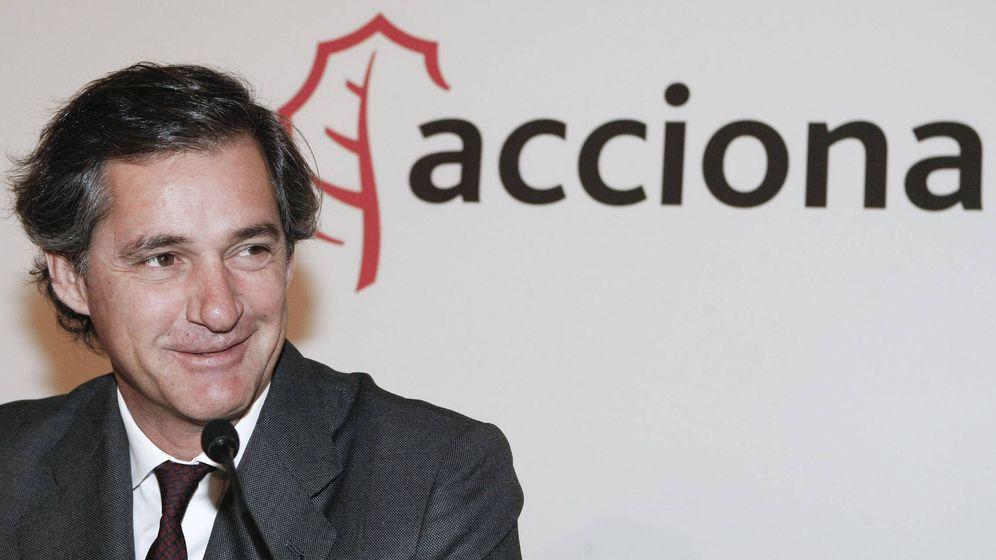 Foto: José Manuel Entrecanales, presidente de Acciona. (EFE)