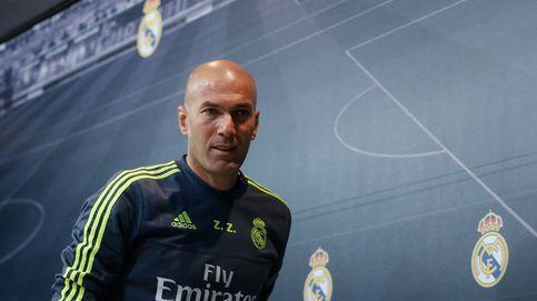 Zidane: ¿Benítez? Bastante lío tengo yo como para hablar de estas cosas
