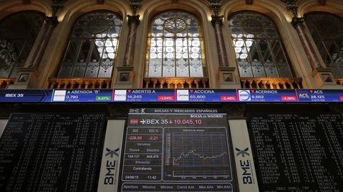 El Ibex rebota el 3,68% tras el desastre y reconquista los 10.100 puntos