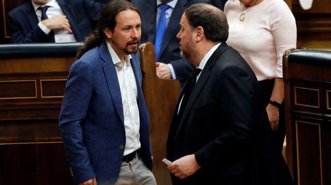 De Arrimadas y Rull al abrazo Junqueras-Iglesias: saludos entre sus señorías