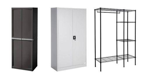 Los armarios metálicos para guardar documentación en la oficina y hogar