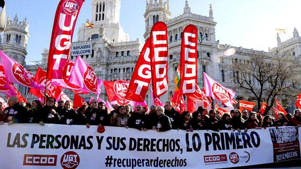 UGT avisa al Gobierno: no negociará si no se derogan antes las reformas laborales