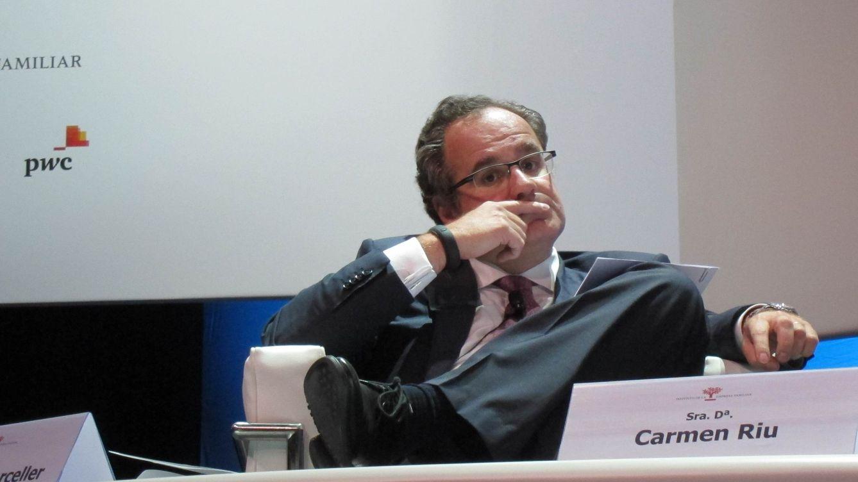 Carceller seguirá como consejero en todas sus empresas al quedar libre de blanqueo