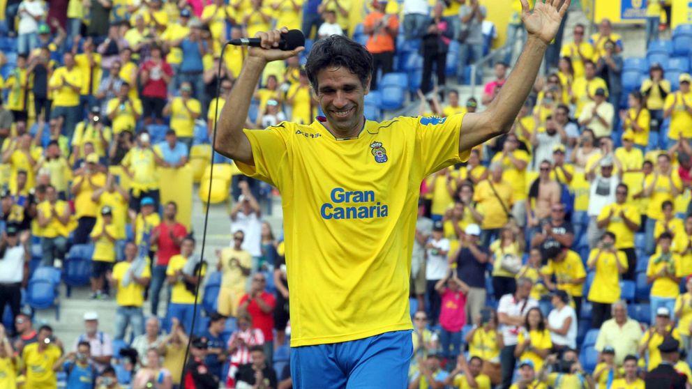 Valerón seguirá jugando al fútbol en un equipo fundado por su propia familia