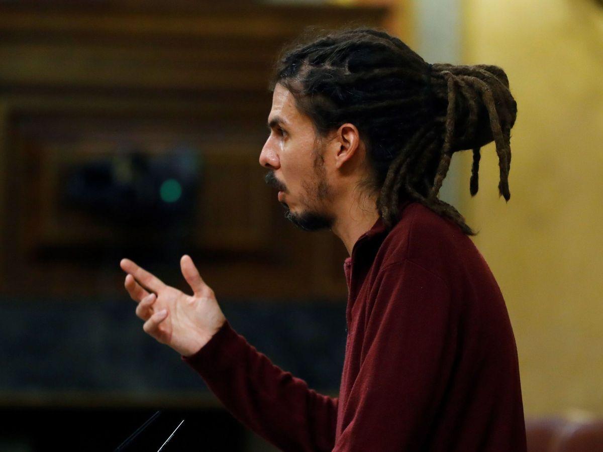Foto: El diputado de Podemos Alberto Rodríguez. (EFE)