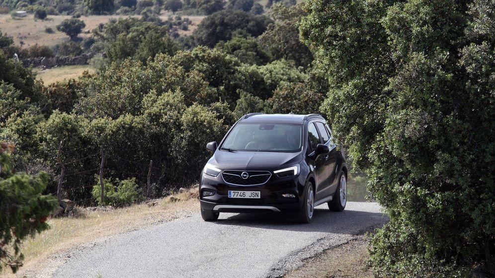 Foto: El Mokka completa la gama de tres todocamino de Opel