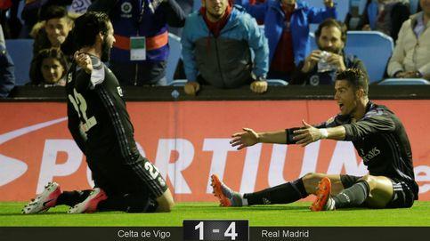Cristiano le deja a punto la Liga al Real Madrid, que ya huele de cerca el alirón