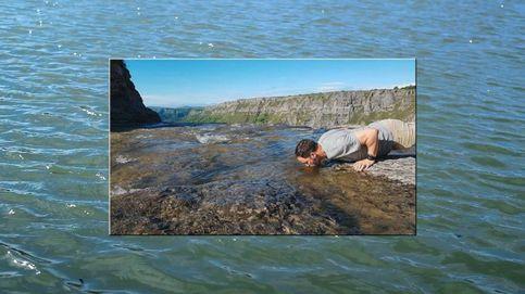 No imite a Santiago Abascal: por qué beber agua directamente de un río es mala idea
