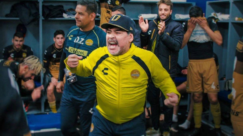 Diego Armando Maradona, héroe y villano televisivo