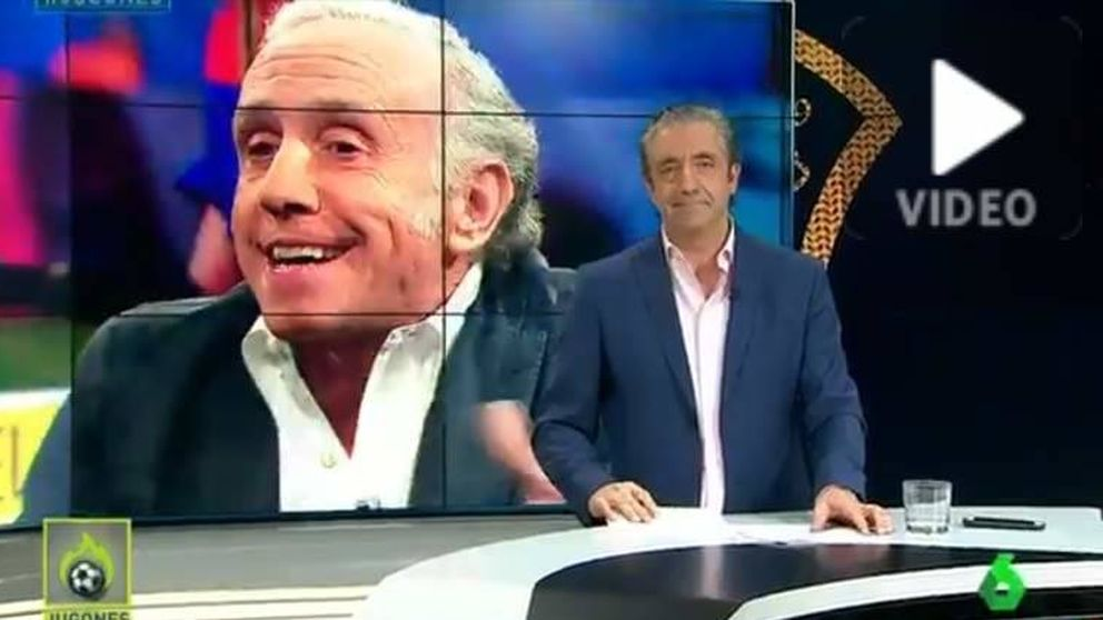 Eduardo Inda contesta en 'Jugones' de Pedrerol a Piqué
