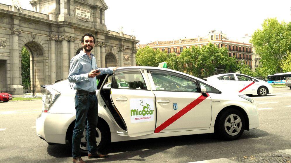 Foto: Juanma Nieto, CEO y cofundador de Micocar. (Micocar)
