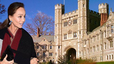 Isabel Preysler y Mario Vargas Llosa, nueva vida en el campus de Princeton