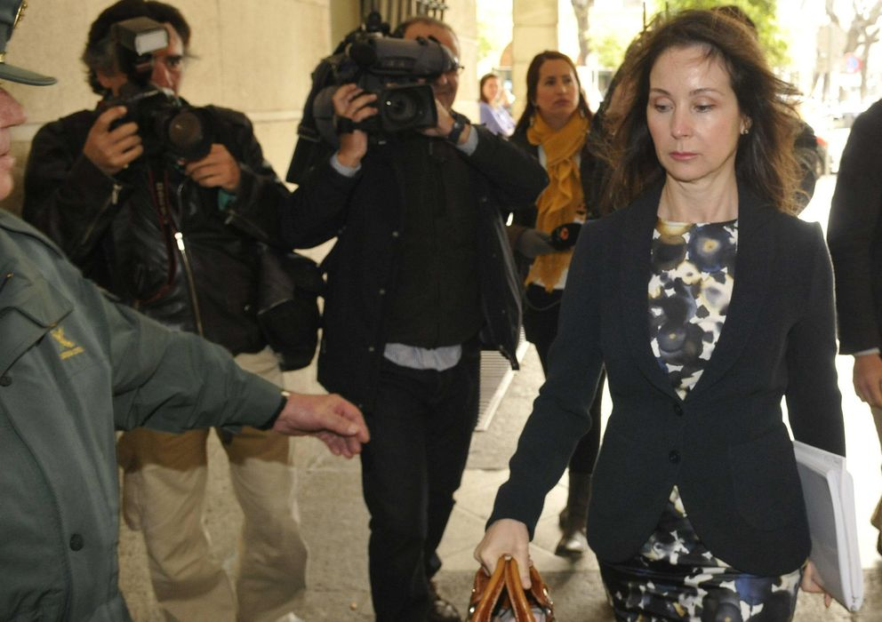 Foto: La juez Mercedes Alaya (Efe)