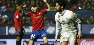 Post de Isco soluciona el lío en el que se metió Zidane con su defensa de tres centrales