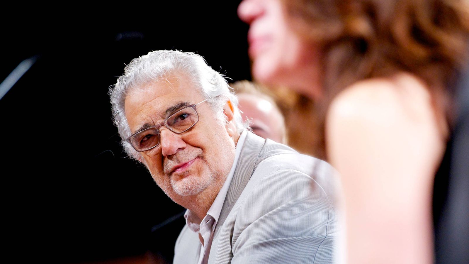 Foto: Plácido Domingo, en una imagen de archivo. (Getty)