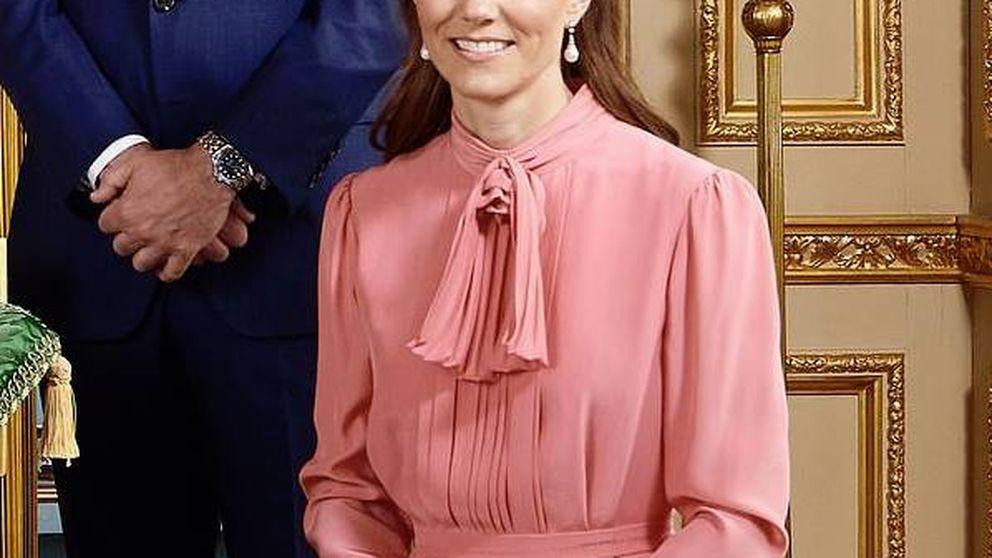 Kate Middleton y el sutil guiño a Lady Di en el bautizo de Archie