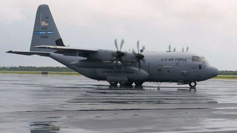 Los aviones 'caza tormentas' que vuelan entre huracanes