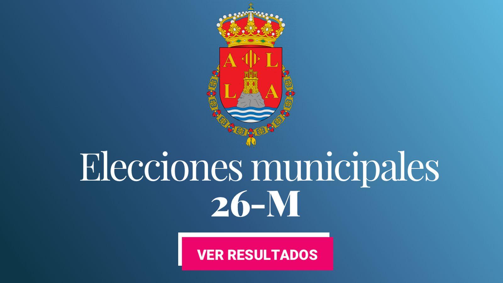 Foto: Elecciones municipales 2019 en Alicante. (C.C./EC)
