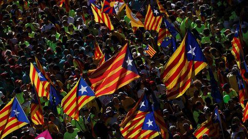 El independentismo llega esta tarde a Madrid con el objetivo de reunir a 50.000 personas
