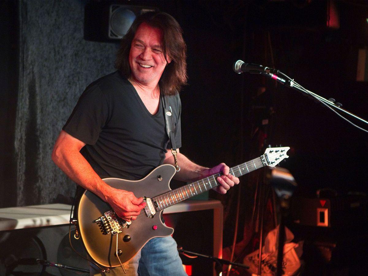 Foto: El genio de la guitarra eléctrica, Eddie Van Halen, quien falleció a causa de este tipo de cáncer el pasado 6 de octubre. (Reuters)