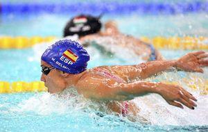 Mireia se regala dos medallas en su cumpleaños; Costa gana otra plata