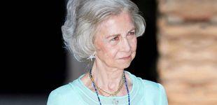 Post de La Reina Sofía, la única que no 'desaparece' en verano