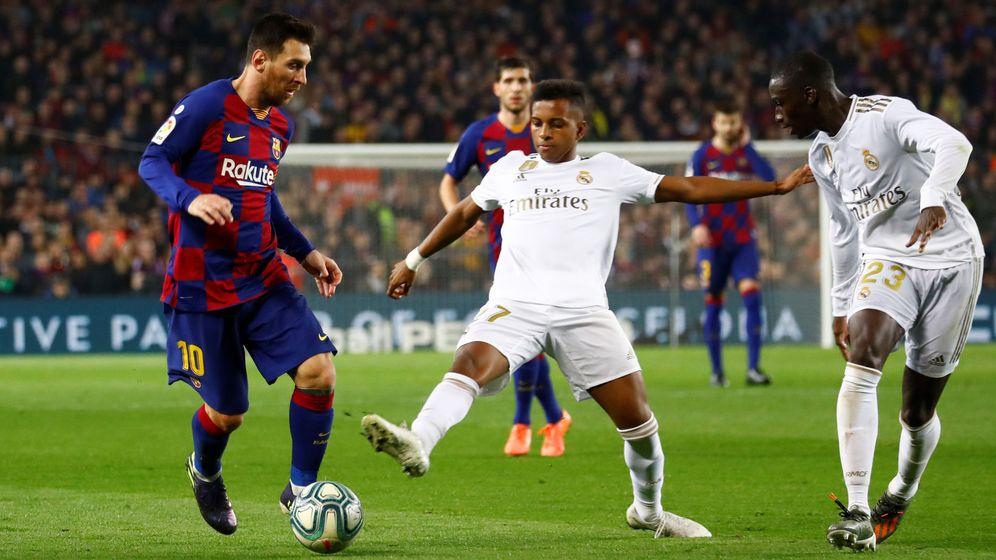 Foto: La ida, jugada en el Camp Nou el 18 de diciembre, acabó con empate a cero. (Reuters))