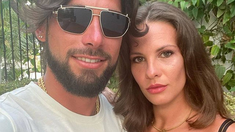 Jessica Bueno y Jota Peleteiro, padres de su segundo hijo en común