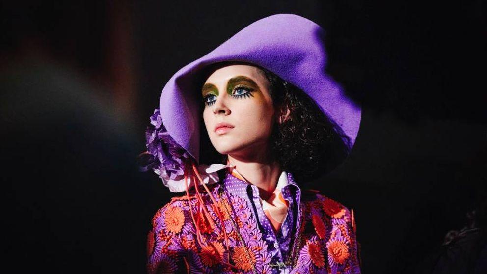 Prepárate para enamorarte de los looks de maquillaje del desfile de Marc Jacobs