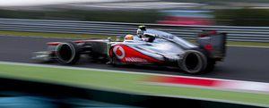 Hamilton domina la primera jornada de entrenamientos libres del GP de Hungría