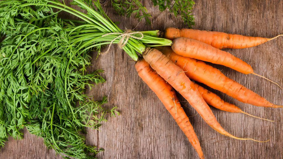 Foto: Zanahorias frescas. (iStock)