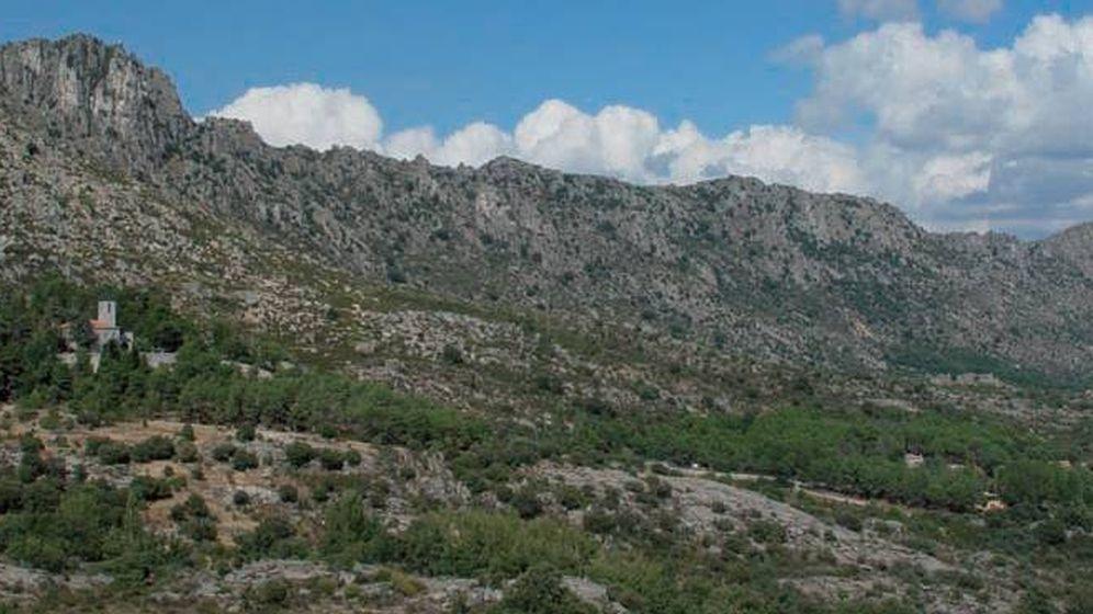 Foto: Zona de la sierra de La Cabrera en Madrid. (EFE)