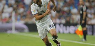 Post de El Bernabéu abraza a Asensio, su nuevo amor estival, ¿y se despide de James?