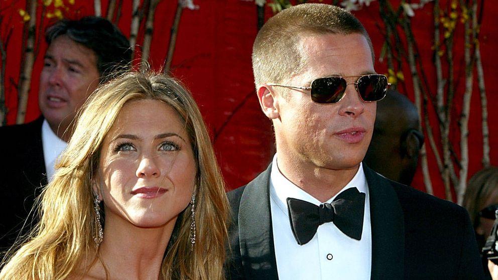 El curioso caso del 'slip dress' en las parejas de Brad Pitt, de Jennifer Aniston a Angelina