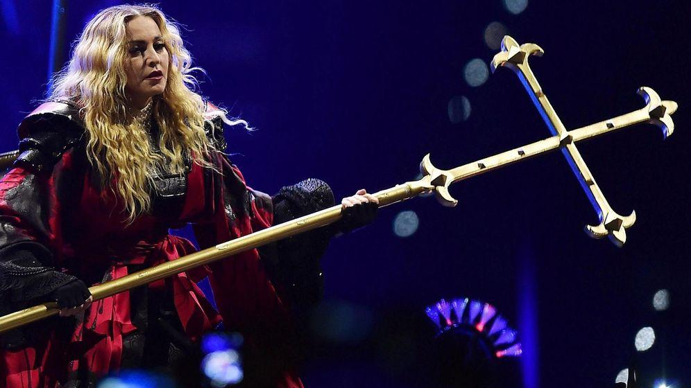 Foto: Gira de Madonna (Efe)