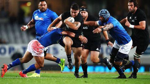 Mi primera vez viendo a los All Blacks: por qué son un rugby de otro planeta