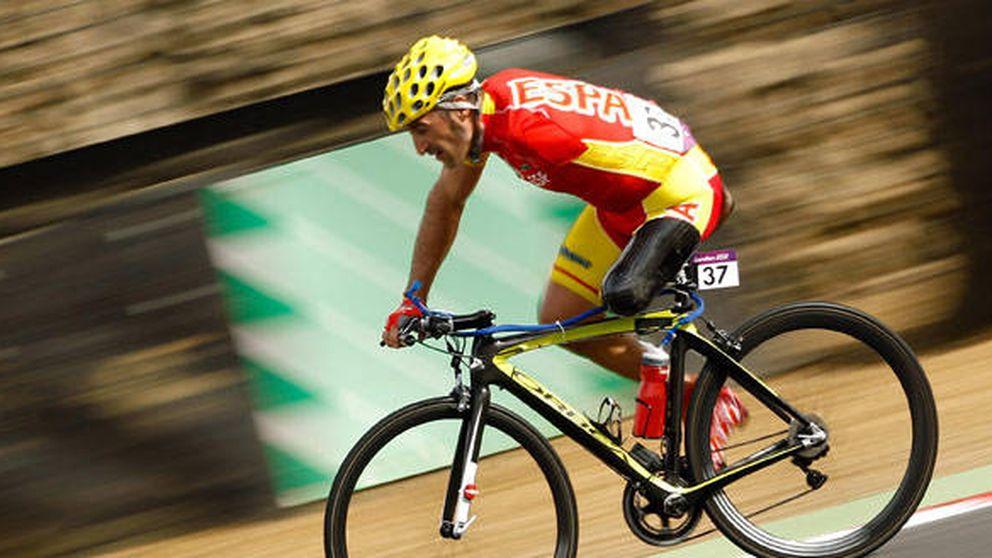 Muerte clínica y 48 litros de sangre: la etapa reina de un campeón paralímpico