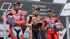Marc Márquez recupera el liderato tras lograr la victoria en Misano