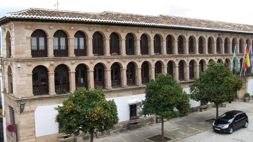 Foto: Sede del Ayuntamiento de Ronda (Málaga). (Wikimedia)