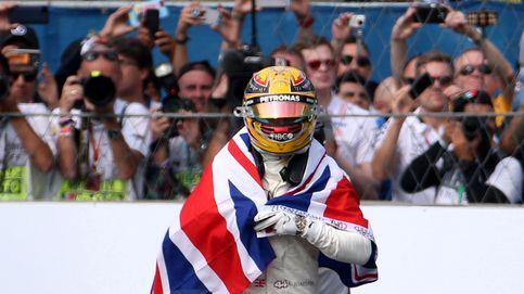 Hamilton, campeón por cuarta vez con victoria de Verstappen y 'show' de Alonso