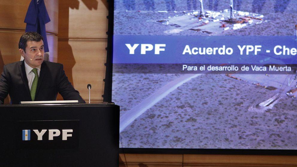 """""""Queremos un acuerdo, pero no acepto que Repsol dañe a YPF"""""""