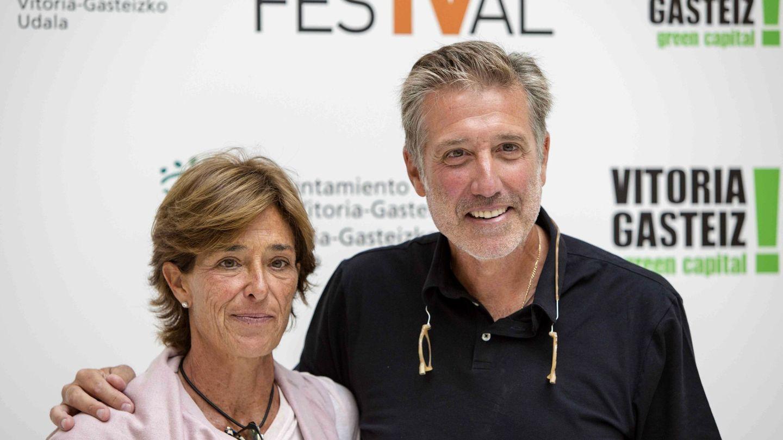 Emilio Aragón y Aruca Fernández-Vega. (EFE)