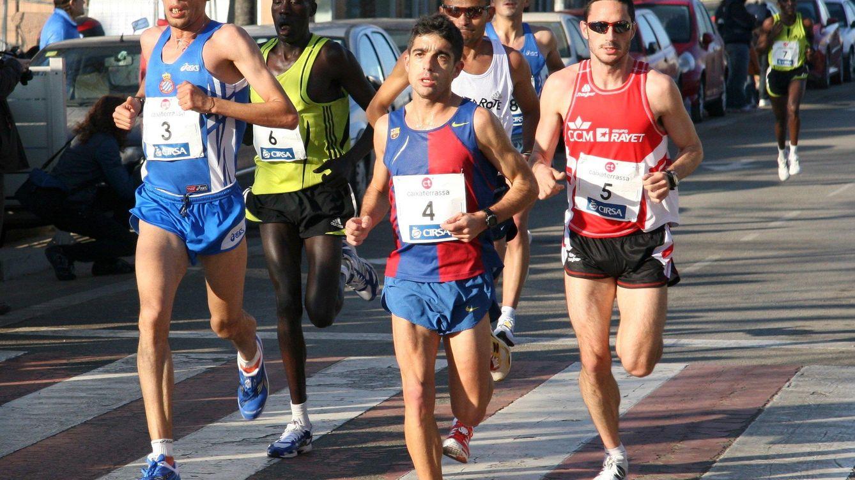 Nacho Cáceres sueña con volver a ser olímpico mientras prepara carreras de 10km