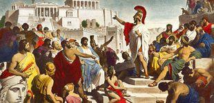 Post de La peste que mató a Pericles: cómo una pandemia puede cambiarlo todo