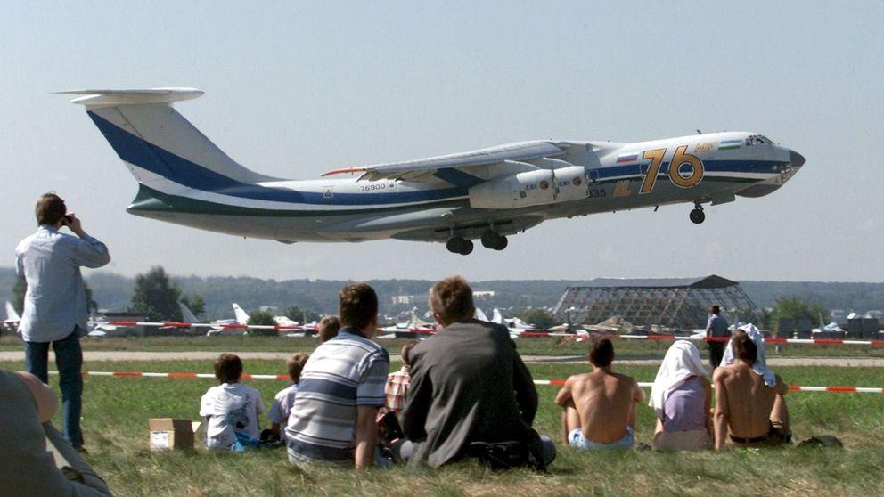 Mueren los dos pilotos de un avión tras un accidente en Rusia