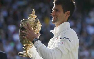 El número 1 de Djokovic, digestión difícil para Nadal hasta septiembre