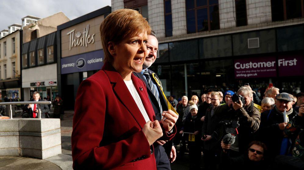 Foto: Nicola Sturgeon. (Reuters)