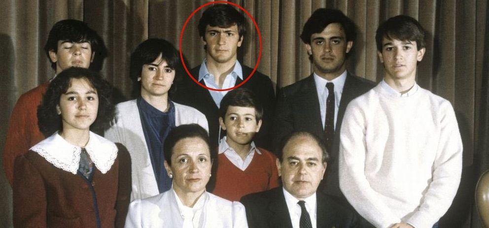 Foto: Josep Pujol Ferrusola, destacado por el círculo rojo. (EFE)
