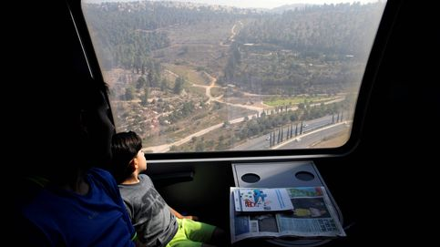 La nueva línea de alta velocidad de Israel