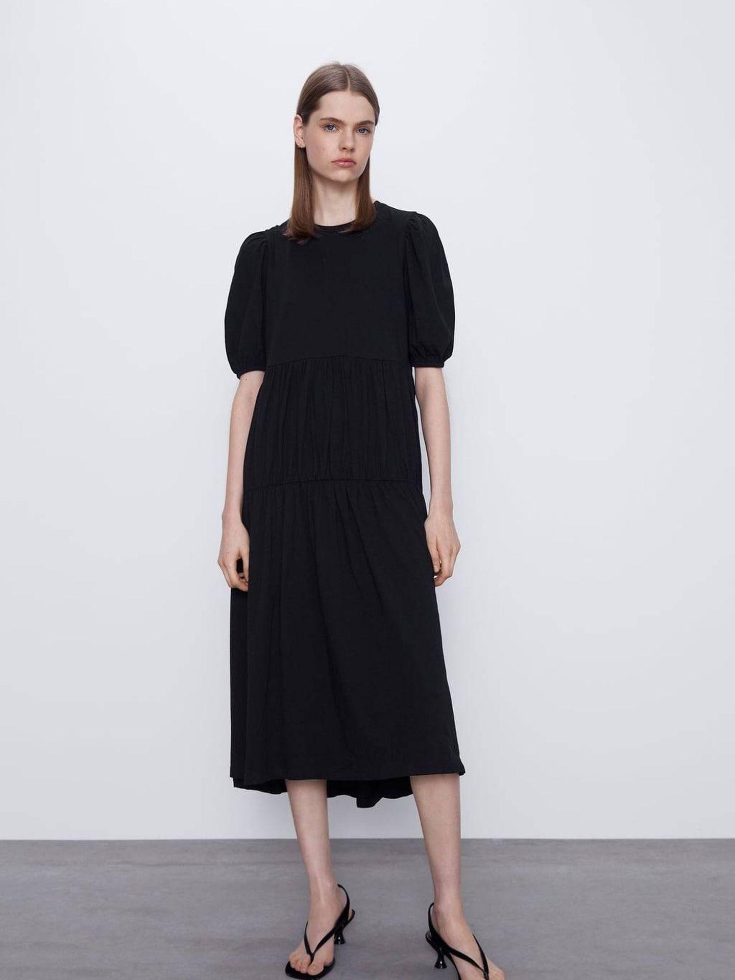 El vestido de Zara (Cortesía)